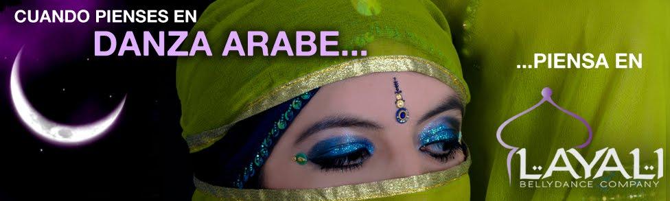Layali Danza Árabe El Salvador