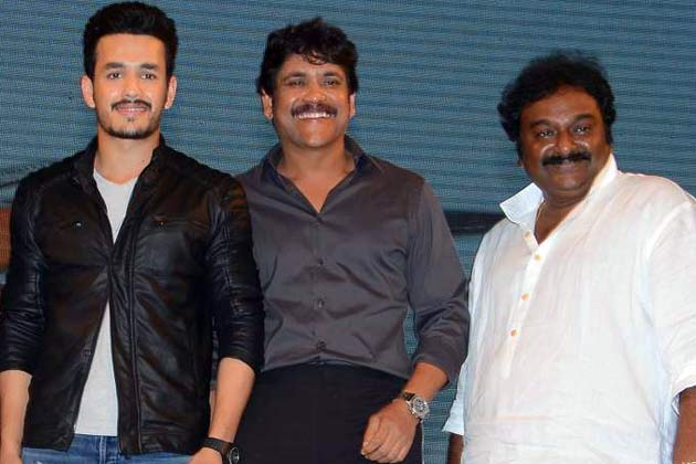Telugu movies- 'Vinayak Is The Wealth I Passed On To Akhil' - Tollywood News