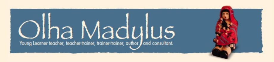 Olha Madylus's Blog