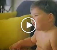 Propaganda do Baby da Telesp Celular em 1998.