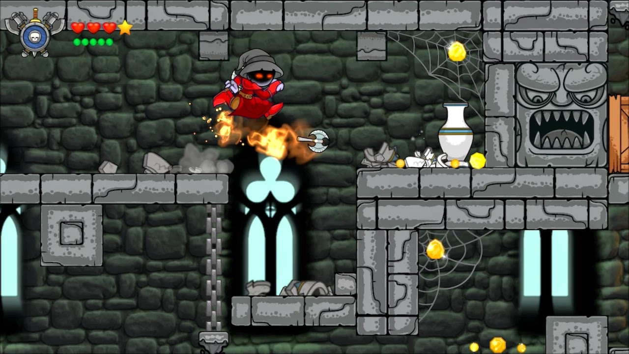 Magic Rampage v1.2.8 [Mod Money]