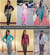 I'M YOURSS 1st CONTEST: Do I Look Gorgeous in a KEBAYA? (2011)