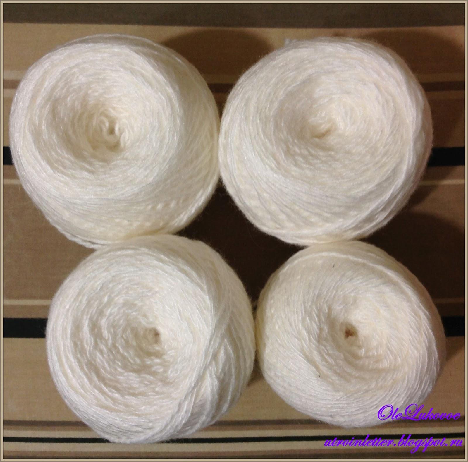 Нитки для вязания отдам