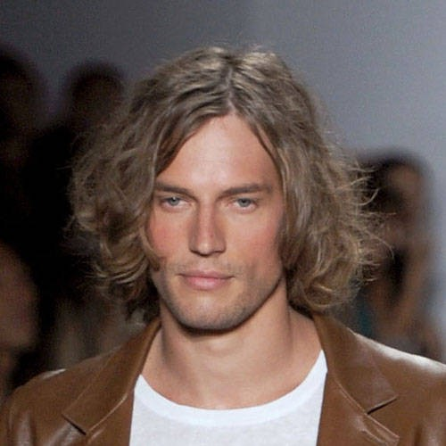 Cortes de pelo para hombres sin flequillo