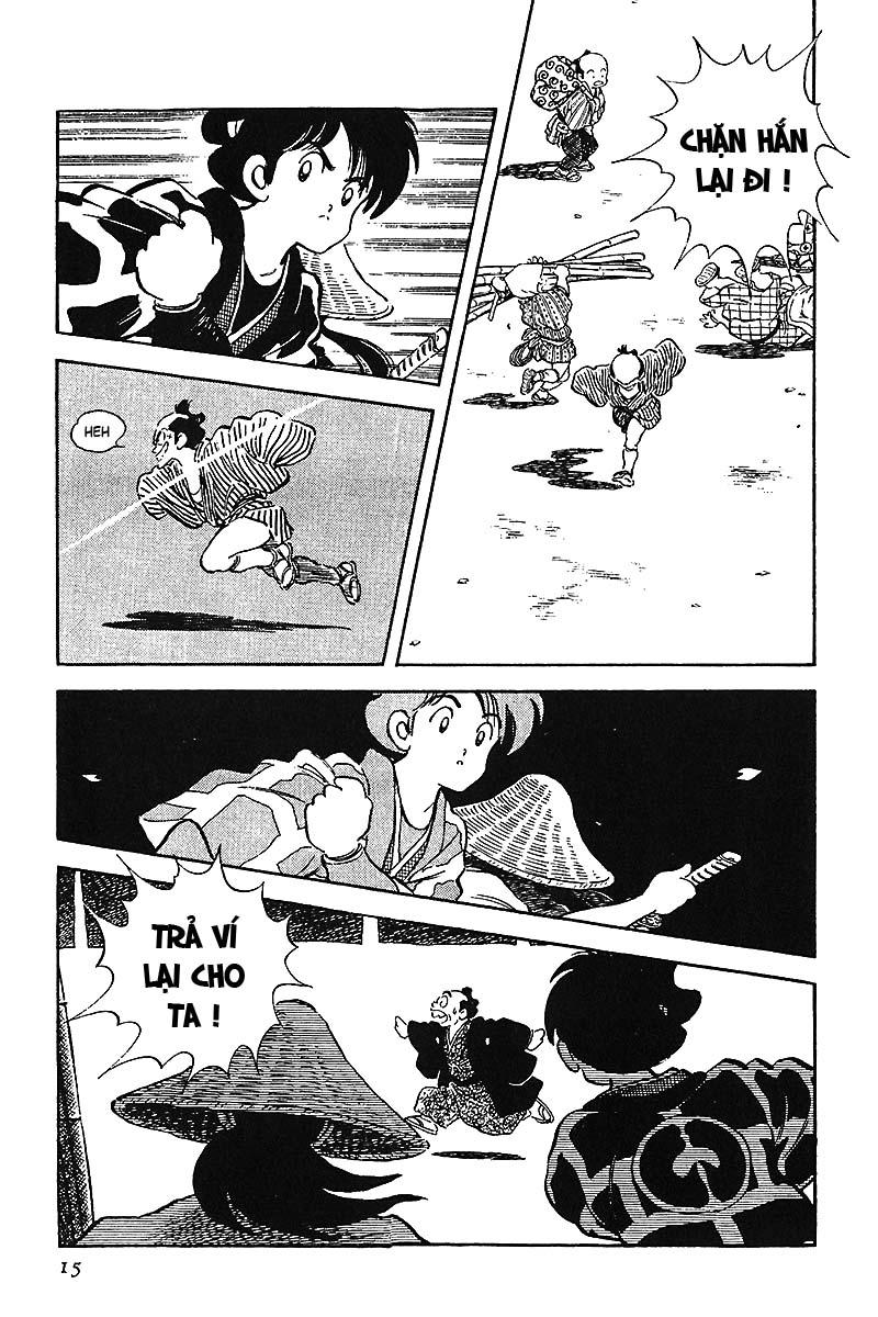 Nijiiro Togarashi - Ớt Bảy Màu chap 1 - Trang 17