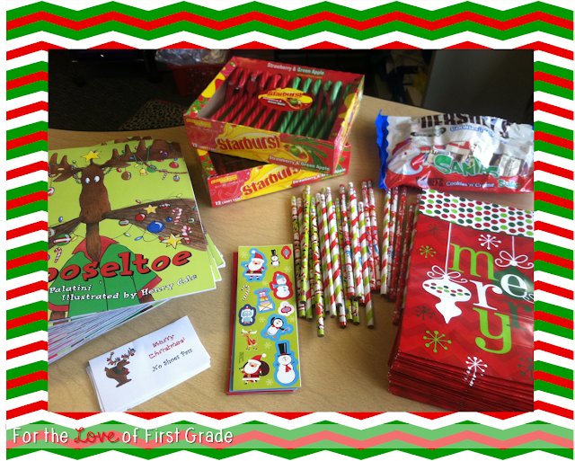 Classroom Gift Ideas For Christmas ~ For the love of first grade christmas gifts your students