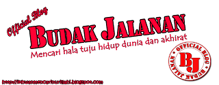 Official Blog Budak Jalanan