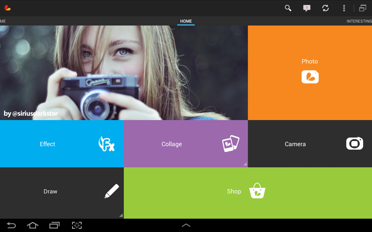 Download PicsArt v5.0.0 APK Terbaru