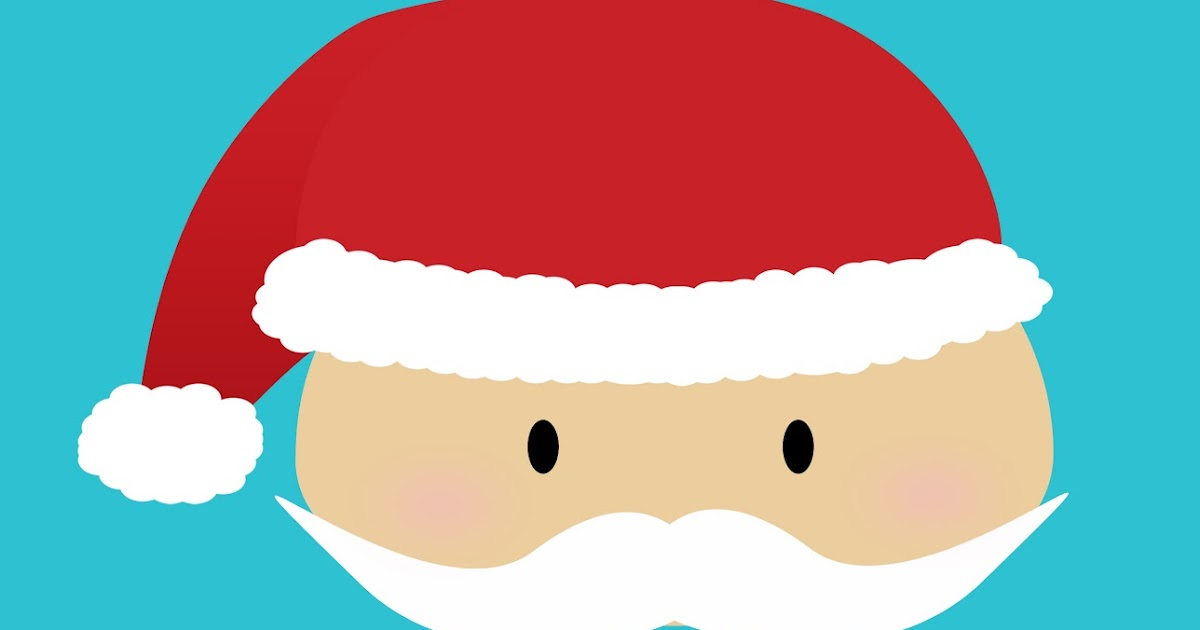 Inviting Printables: Santa Christmas Countdown Freebie-Updated 10-10 ...