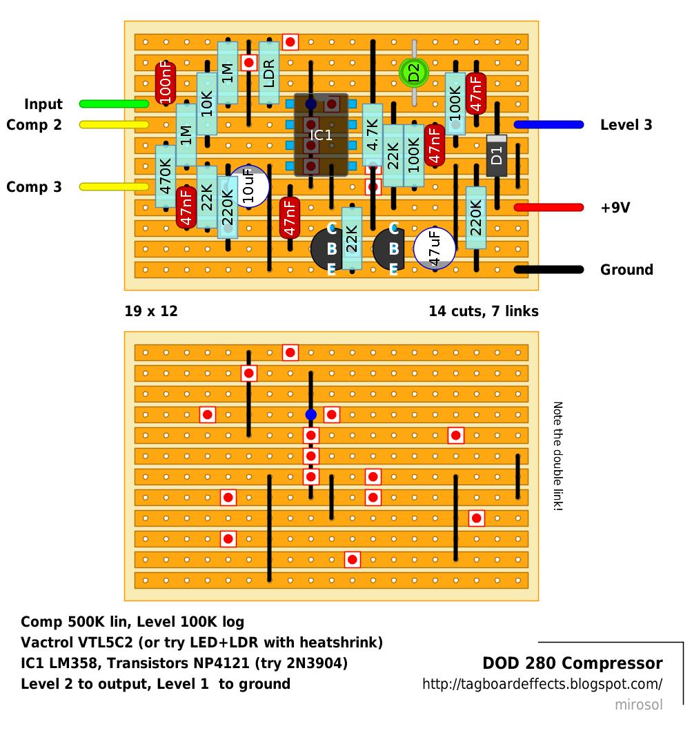 guitar fx layouts december 2012 rh tagboardeffects blogspot com Slot Machine Box Wiring Diagram Battery Wiring Diagram