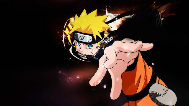 Naruto Bite The Kunai