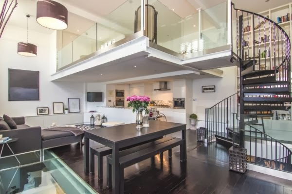 Awesome Completed In 2013, The Loft Now Features An Interesting Mix Of Modern And  Classical Elements. It Has A Beautiful Architecture, Featuring A Variety Of  ...