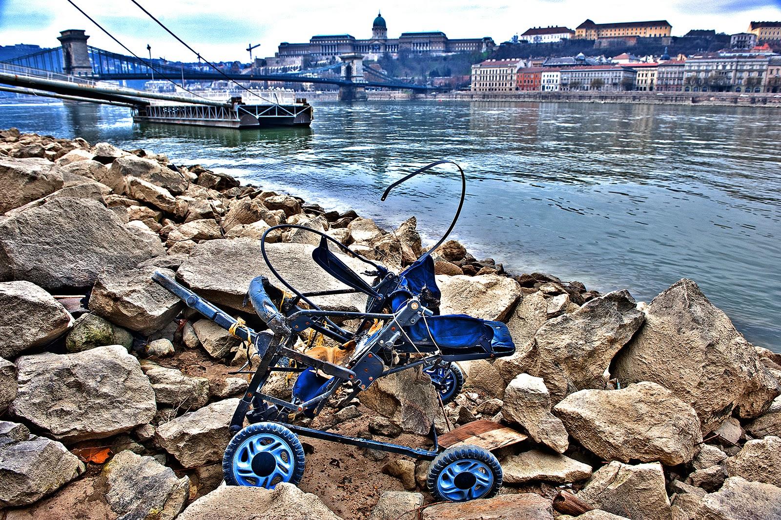 Budapest, Hungary, Danube, Chain Bridge