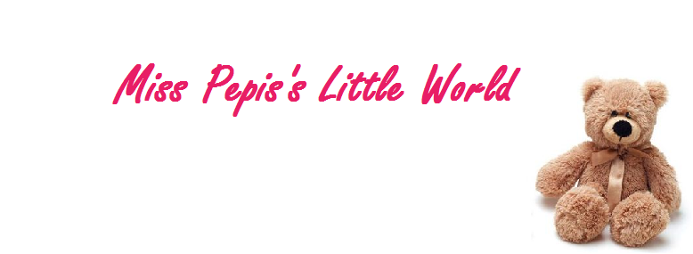 Miss Pepis's Little World