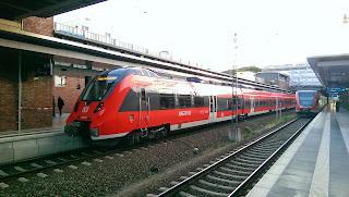 Regionalverkehr: DB Regio sagt Dankeschön Kleine Überraschungen für die von Bauarbeiten betroffenen Pendler