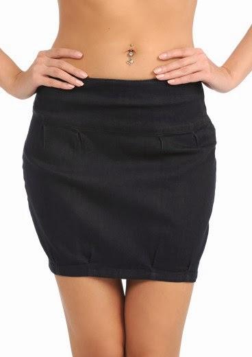 Black long skirts