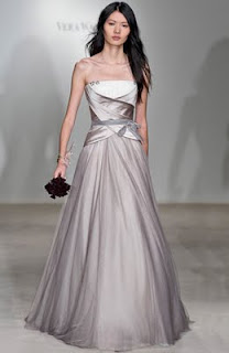 imagens de modelos de Vestidos Vera Wang