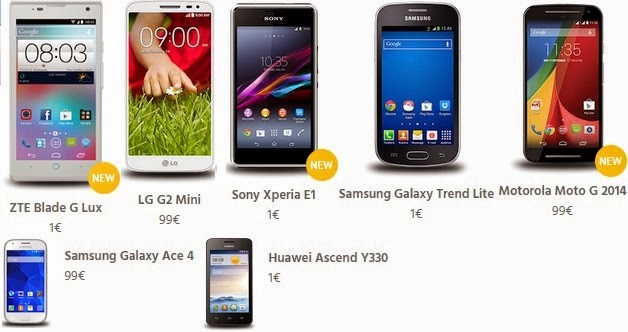 Fastweb MobileFreedom, gli smartphone abbinabili alla tariffa