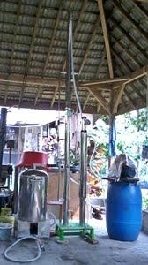 Distillator Bioethanol