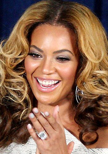 Beau Beyonce Wedding Ring