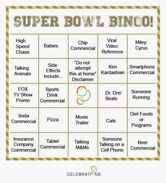 If you love the ads as much as the on-field action, make commercial breaks even more entertaining with these Super Bowl commercial party games.