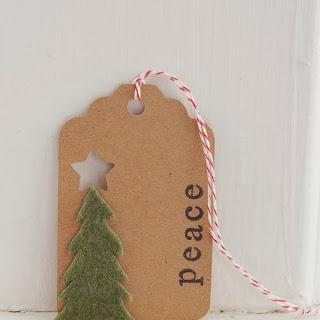 Reciclatex Cómo hacer etiquetas para los regalos de Reyes o Navidad