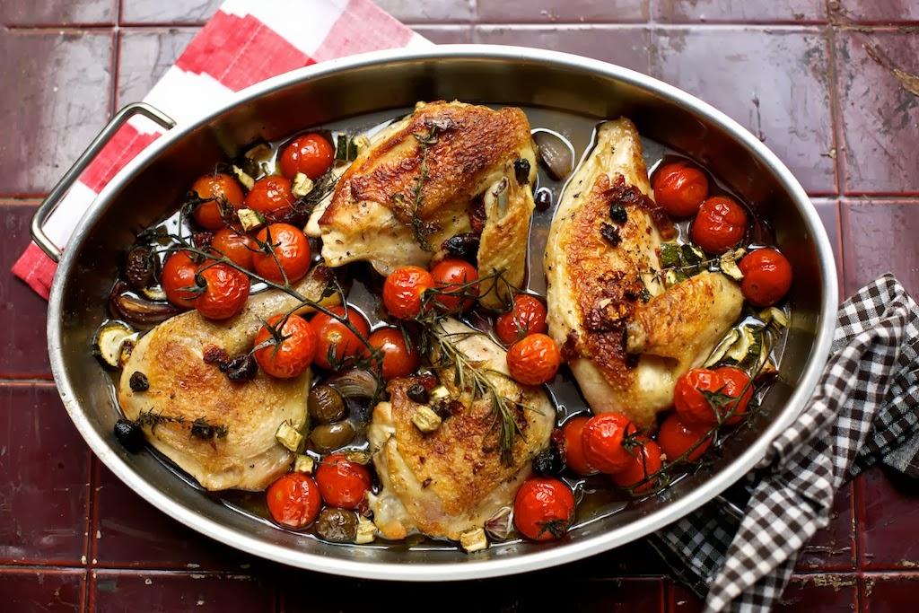 Rezept huhn mediterran