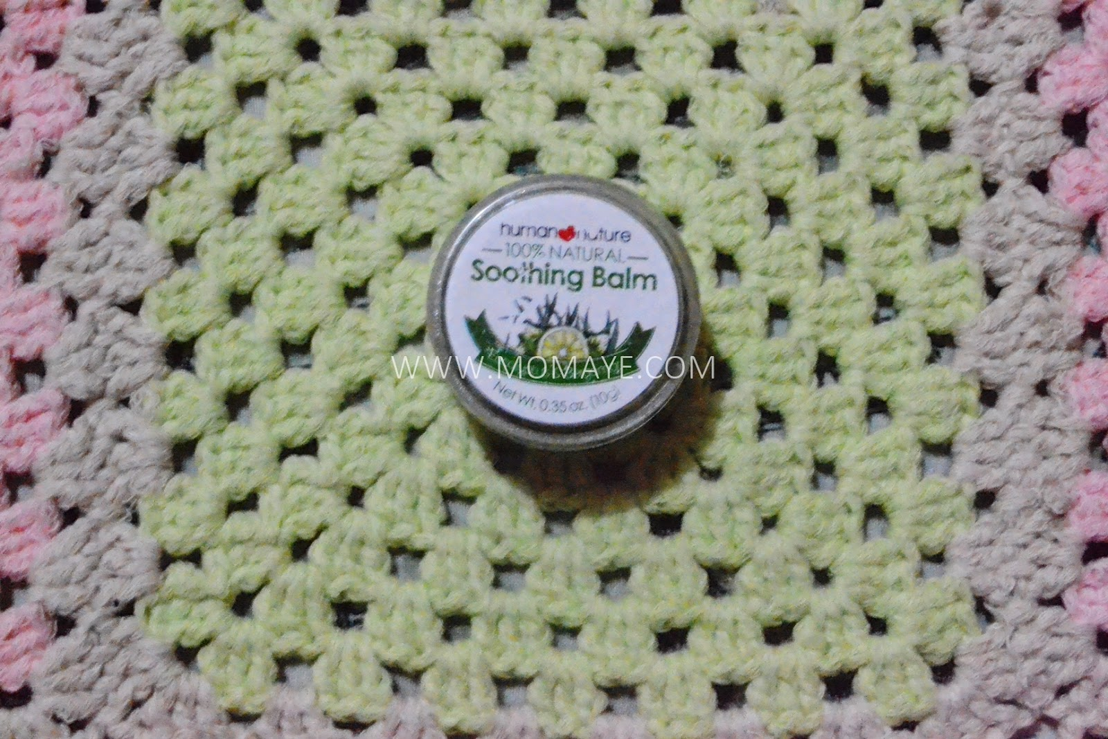 Soothing Balm Human Nature