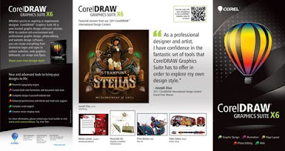 Download CorelDRAW Graphics Suite Versi X6