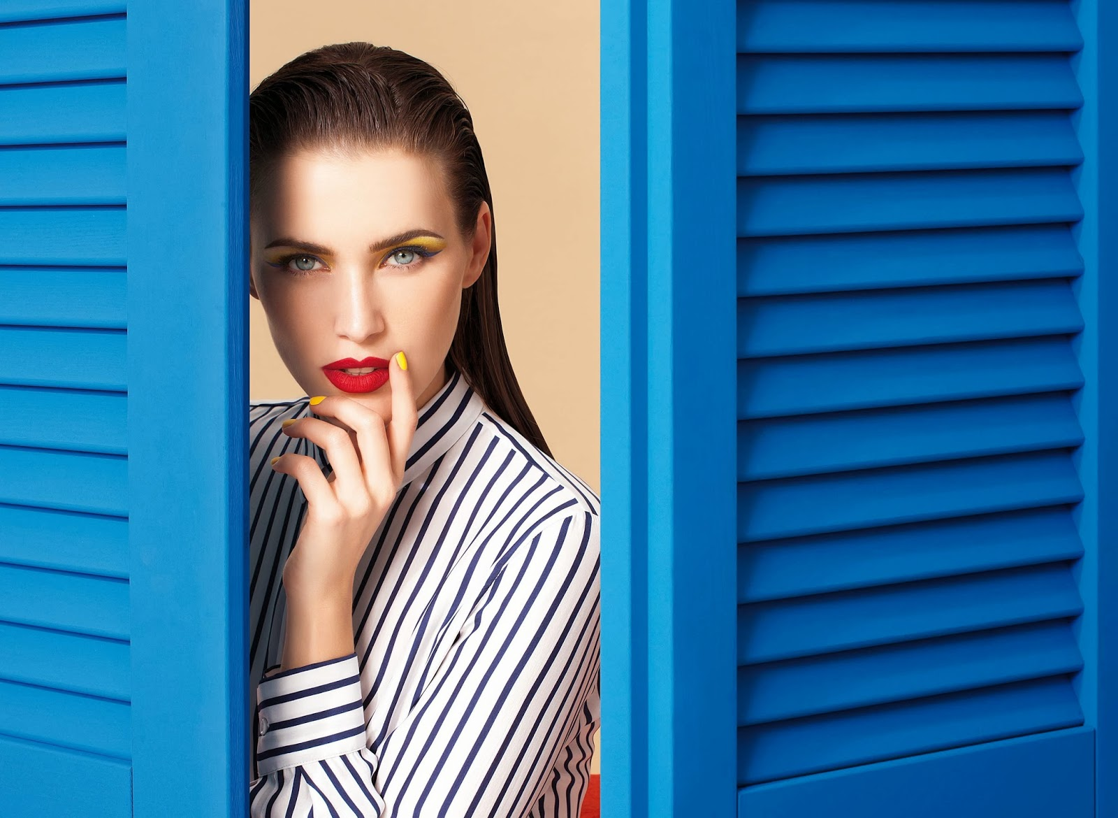 PUPA Primavera 2014 Make Up Navy Chic