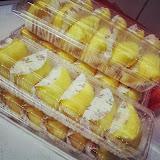 Durian crape