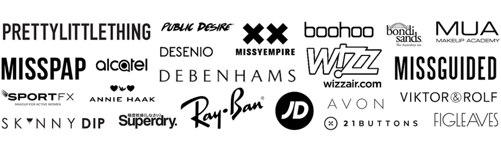 brands I've loved working with