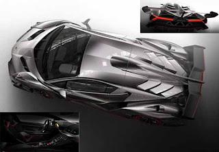 Interior Lamborghini Veneno merupakan interior dengan teknologi tinggi Mobil Termahal Di Dunia Mencapai Harga 40 Millyar Rupiah