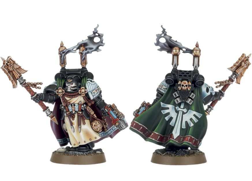 warhammer 40000 inquisitor martyr про