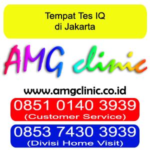 Tempat Tes IQ di Jakarta