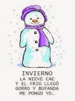 ¡Bienvenido Invierno!
