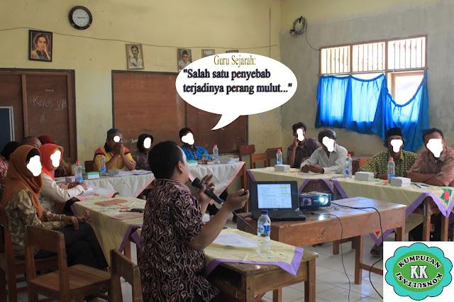 Kentut dalam perspektif guru bidang studi