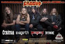 Exodus en vivo