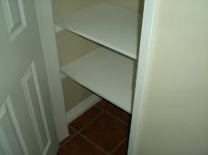 Closet Rebuild 4