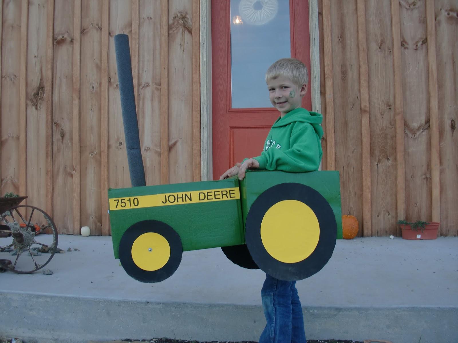 tales of a kansas farm mom: farm boy halloween
