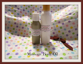 Massage Body Oil