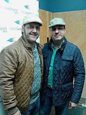 Con Paco Candela