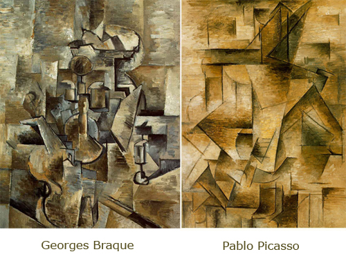about picasso and braque relationship
