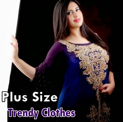 Latest Dresses for Healthy Ladies