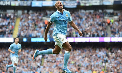 Cuplikan Gol Manchester City 3 - 0 Chelsea