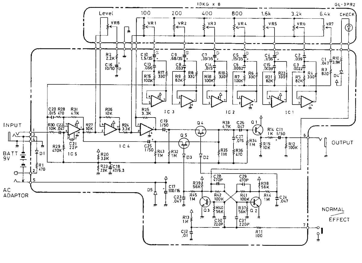 electronics  equalizer