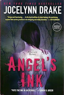 Angel's Ink (The Asylum's Tales, #1)