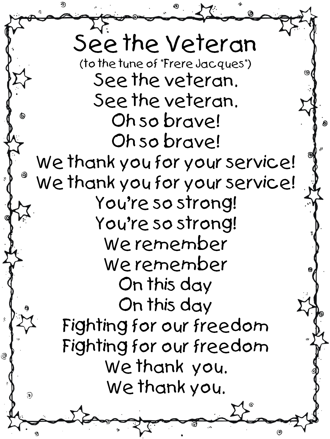 Poem written by veteran republished around the world every Remembrance Day