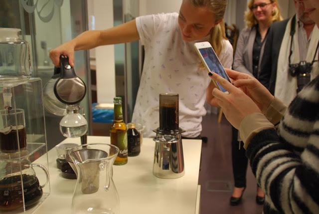 Kaffee aus dem Siphon und aus der Aeropress | pastasciutta.de