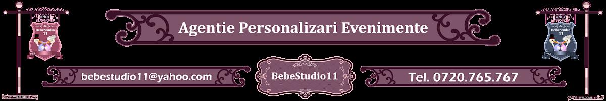 BebeStudio11 - Marturii Botez-Personalizari Evenimente
